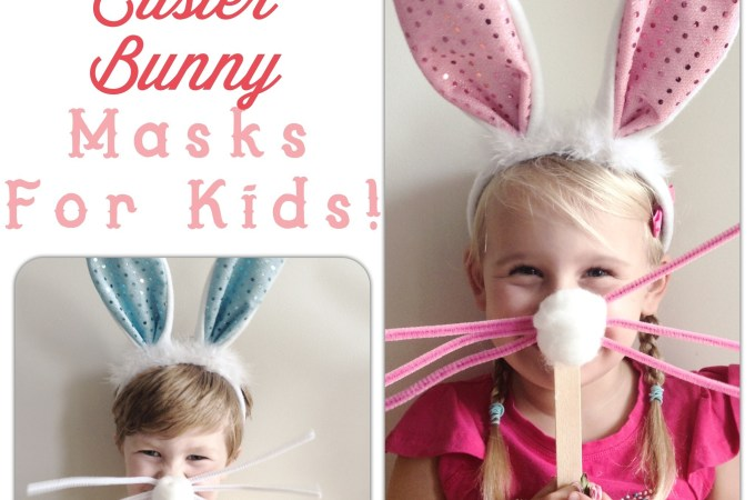 Fun Masks/Props for Imaginative Play – Jenni