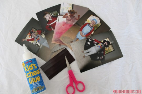 DIY Personalised Magnet Puppets!