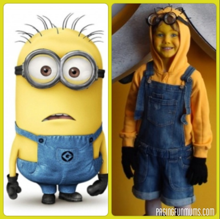 Image Image  sc 1 st  Paging Fun Mums & Easy DIY Despicable Me u0027Minionu0027 Costume
