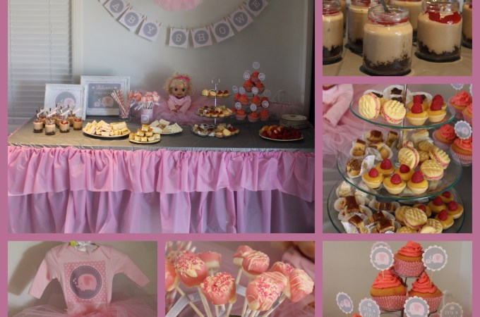 Hints & Tips for hosting a Baby Shower – (Louise)