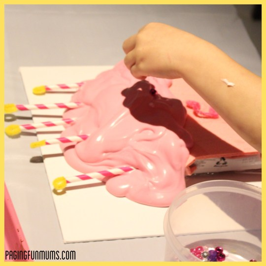 DIY Foam Paint5