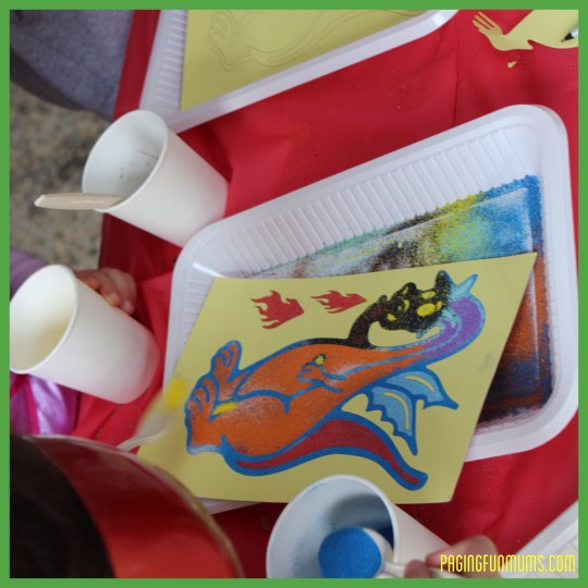 Sand Activity Packs