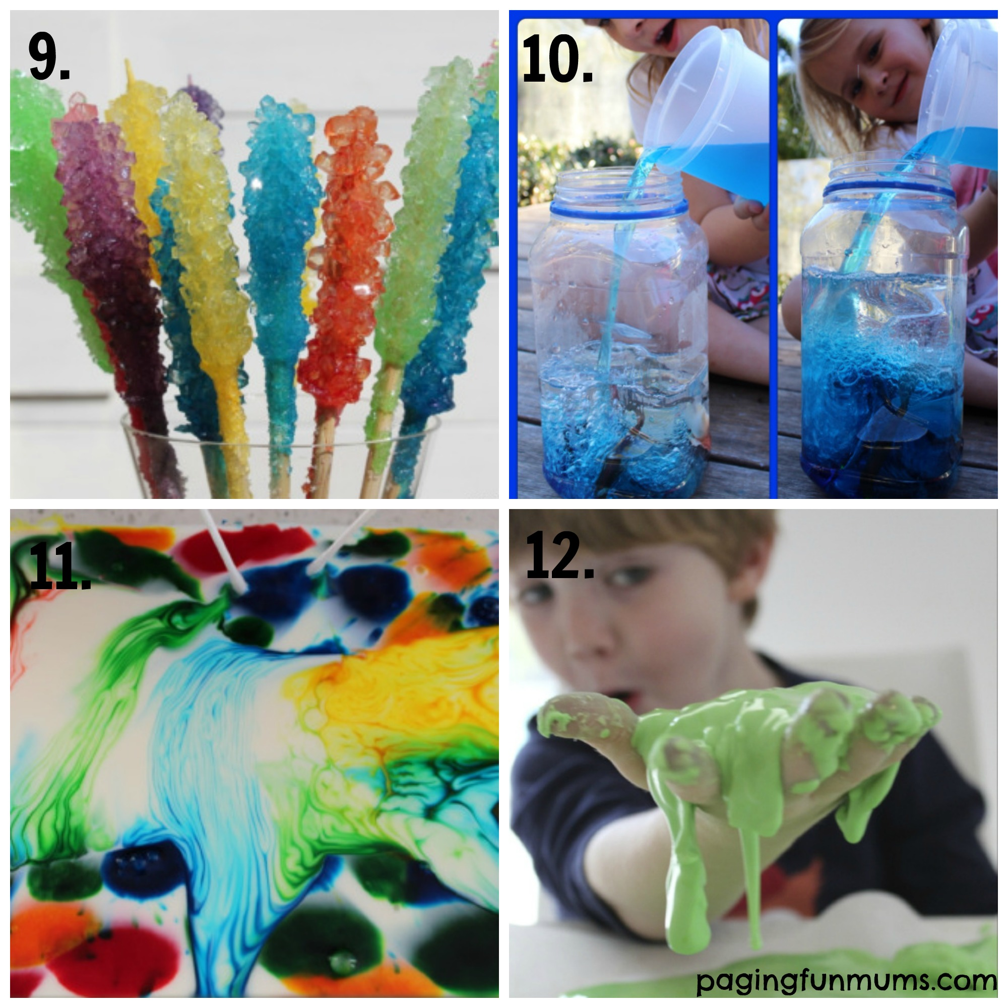 Fun science activities for kids paging fun mums for Fun projects for kids to do at home