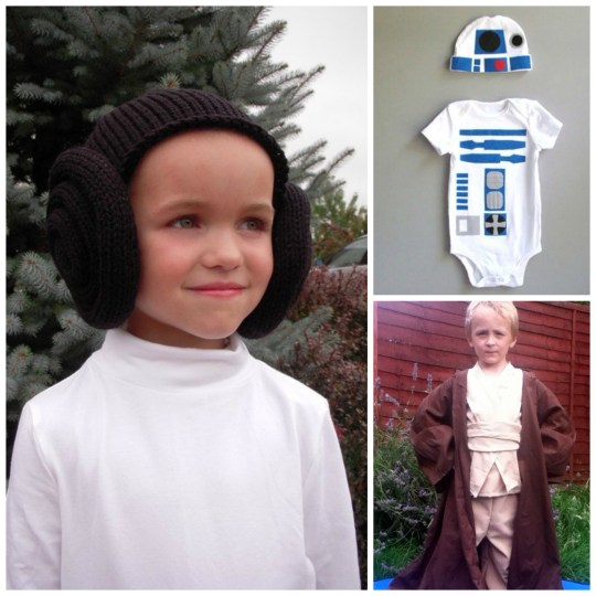 Star Wars Halloween Costumes for Kids