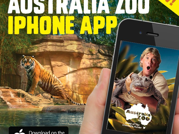 Australia Zoo launches their own App!