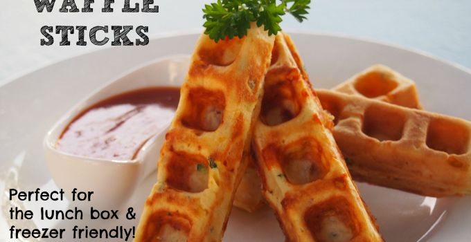 Savoury Waffle Recipe