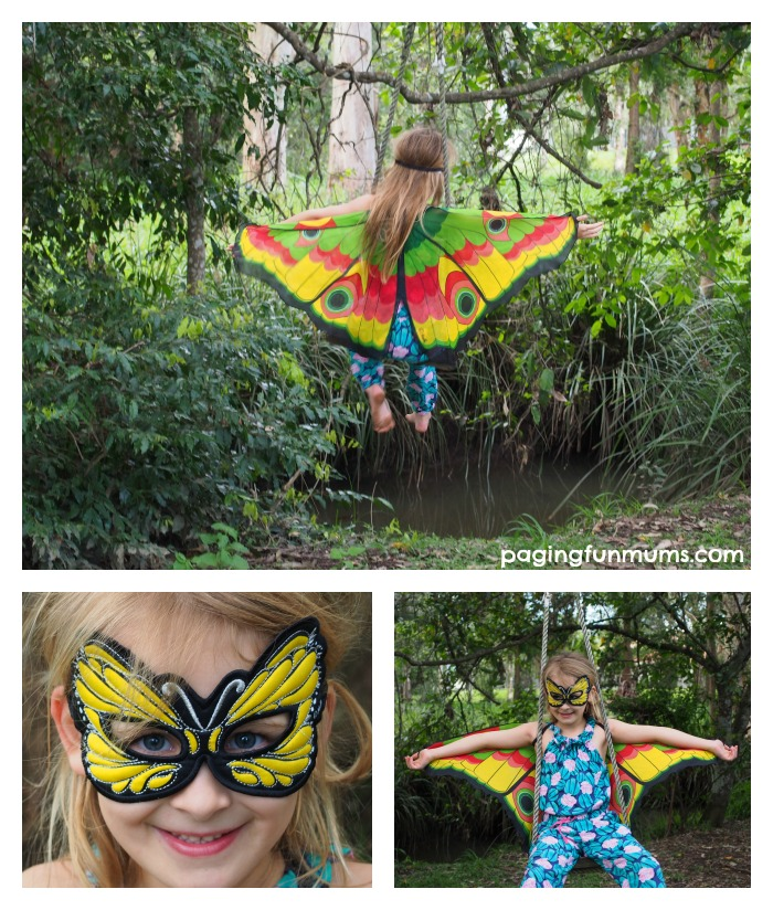 This has to be the most beautiful Butterfly costume I've ever seen! So affordable too!