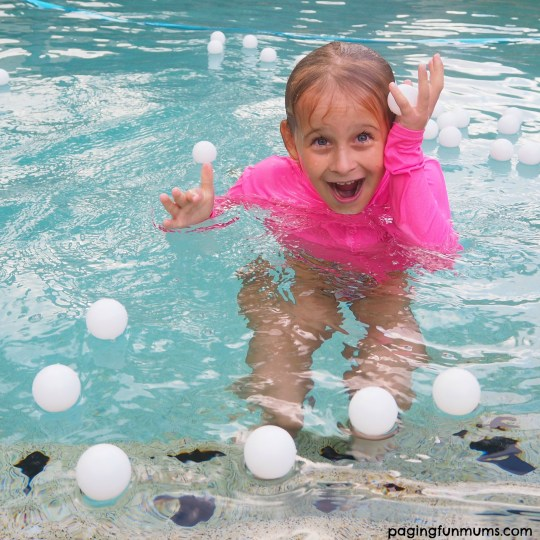 18 Of The Best Swimming Pool Games Paging Fun Mums