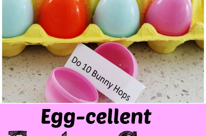 Egg-cellent Easter Game for Kids