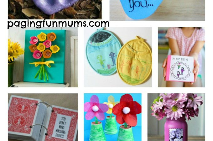20+ Mother's Day Crafts