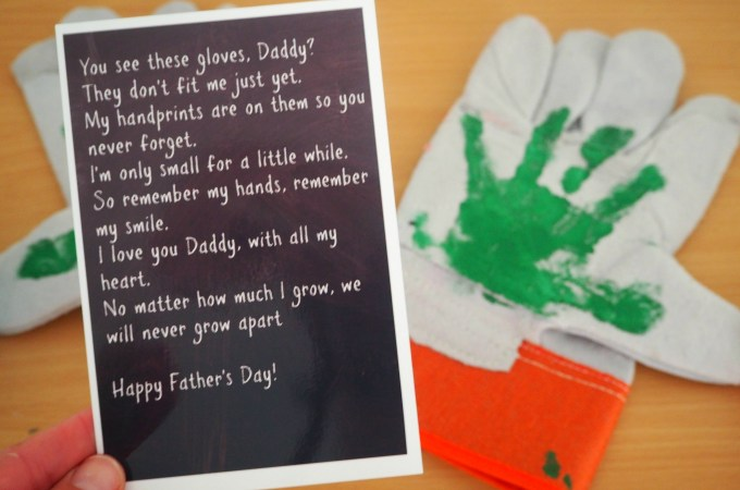 Father's Day Gloves