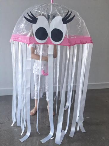 jellyfish costume pinterest