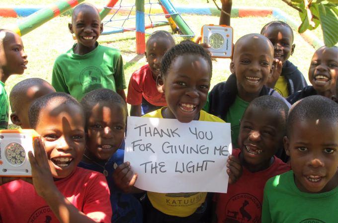 Amazing Solar Light Project for Schools