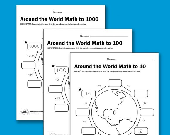 math Archives - Paging Supermom