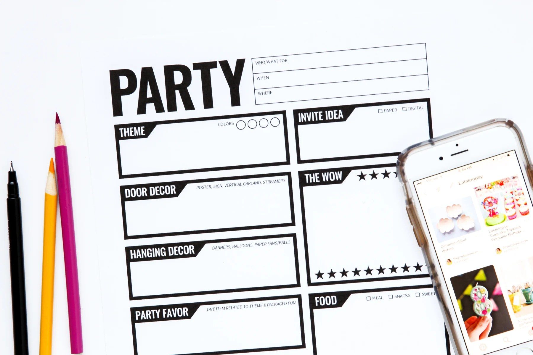 A Supermom S Guide To Party Planning