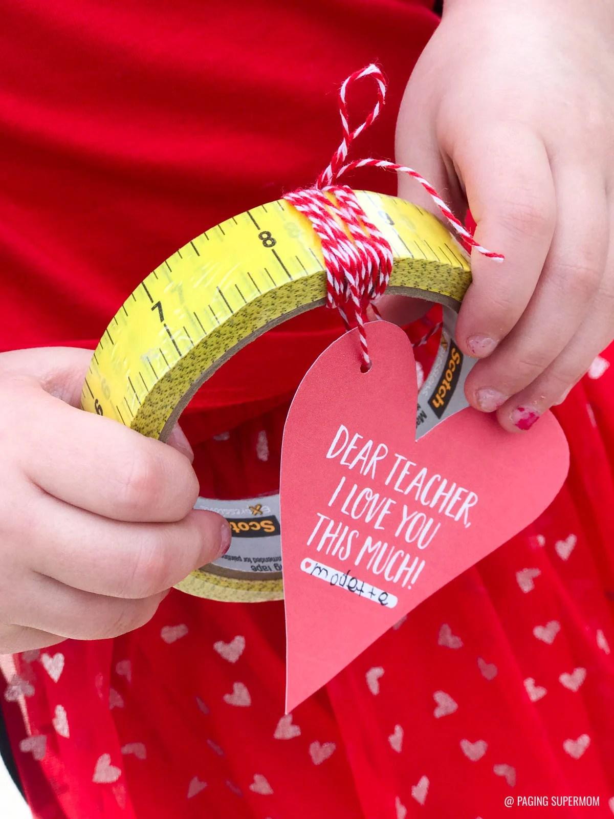 Teacher Valentines