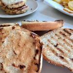 Chifle prăjite pentru burger de curcan gustos și savuros