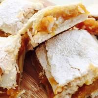 Plăcintă cu dovleac, simplă și rapidă