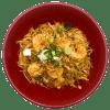wok crevette