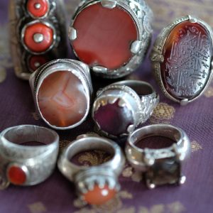 Old ethnic rings