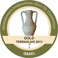 gold TERRAOLIVO-O-2013