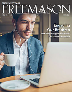 The Pennsylvania Freemason - May 2018