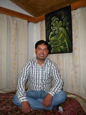Пол Тхакур. д.Наггар, 2013