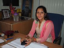 Promila Guleria, District language officer (Kullu)