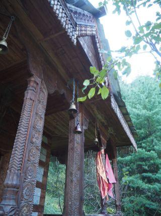 Naggar Temple