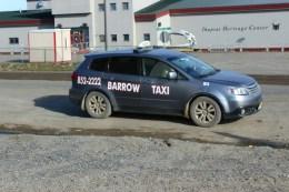 Barrow taxi