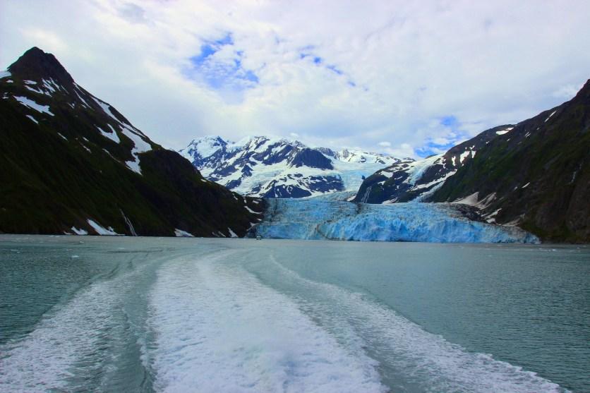 leaving surprise glacier