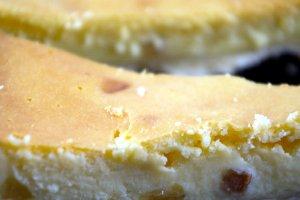 Tartă cu brânză & Prahova Valley Tămâioasă Românească