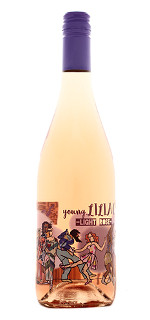 Young Liliac Light Rosé 2017