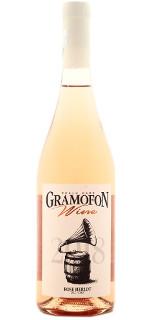 Merlot Rose 2018, Gramofon Wine