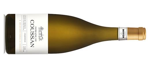 Chardonnay 2019, Domaine de Coussan
