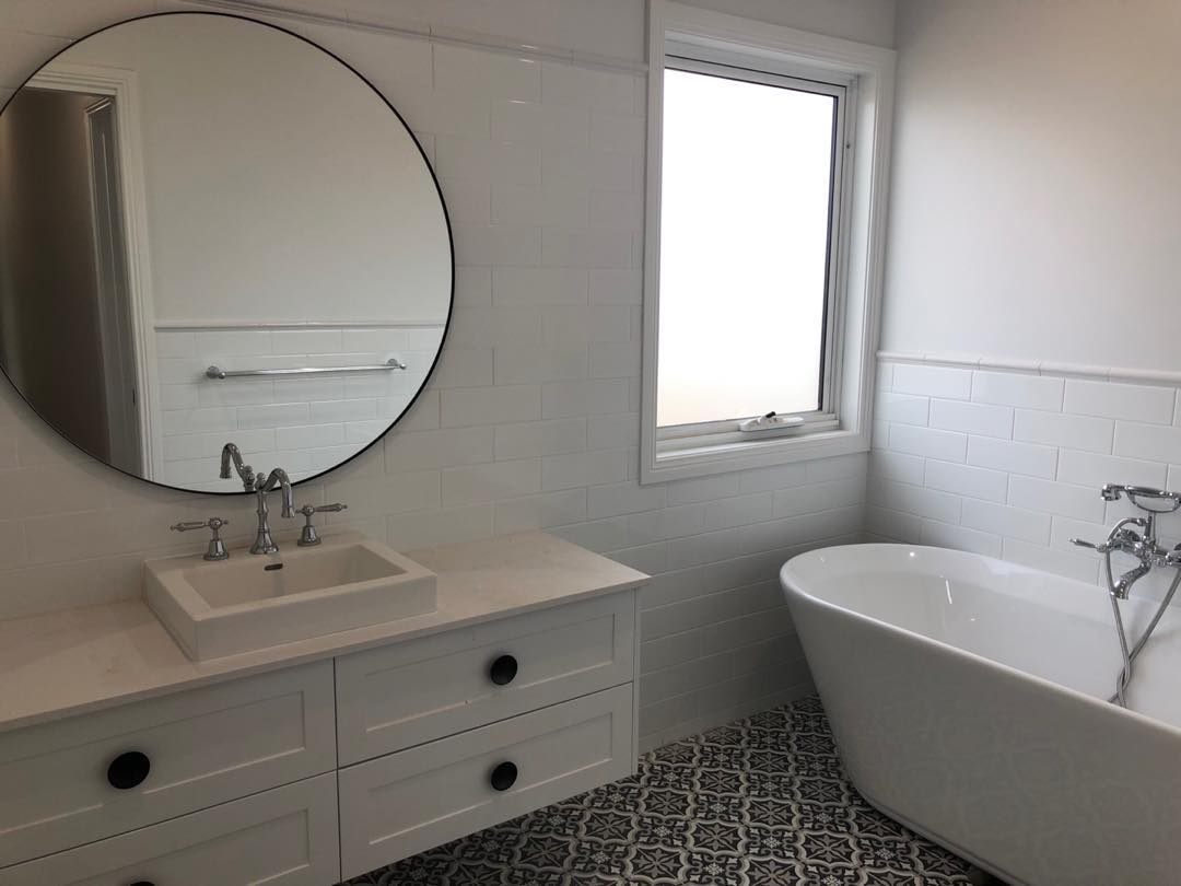 6 bathroom trends that 2020 will take