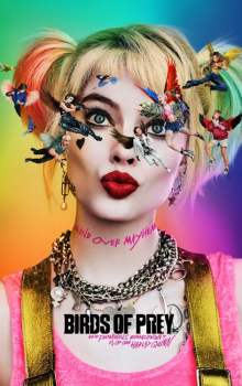 Download Film & Streaming Movies BIRDS OF PREY (AND THE FANTABULOUS EMANCIPATION OF ONE HARLEY QUINN) 2020 BluRay Subtitle Indonesia 1080p 480p 720p