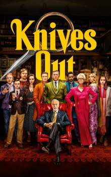 Download & Nonton Film Knives Out (2019) BluRay 480p, 720p, & 1080p Sub Indo
