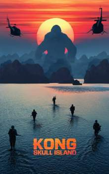 Free Download & Streaming Kong: Skull Island (2017) BluRay 480p, 720p,& 1080p Subtitle Indonesia