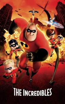Free Download & Streaming Film The Incredibles (2004) BluRay 480p, 720p, & 1080p Subtitle Indonesia Pahe Ganool Indo XXI LK21