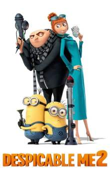Free Download & Streaming Film Despicable Me 2 (2013) BluRay 480p, 720p, & 1080p Subtitle Indonesia Pahe Ganool Indo XXI LK21