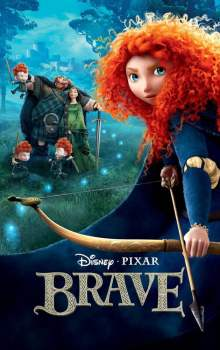 Free Download & Streaming Film Brave (2012) BluRay 480p, 720p, & 1080p Subtitle Indonesia Pahe Ganool Indo XXI LK21