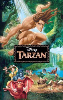 Free Download & Streaming Film Tarzan (1999) BluRay 480p, 720p, & 1080p Subtitle Indonesia Pahe Ganool Indo XXI LK21