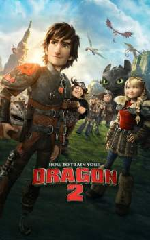 Free Download & Streaming Film How to Train Your Dragon 2 (2014) BluRay 480p, 720p, & 1080p Subtitle Indonesia