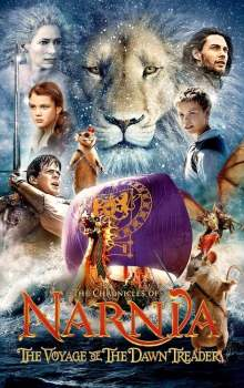 Free Download & Streaming Film The Chronicles of Narnia: The Voyage of the Dawn Treader (2010) BluRay 480p, 720p, & 1080p Subtitle Indonesia
