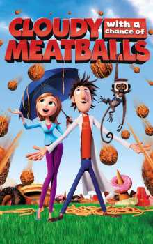 Free Download & Streaming Film Cloudy with a Chance of Meatballs (2009) BluRay 480p, 720p, & 1080p Subtitle Indonesia