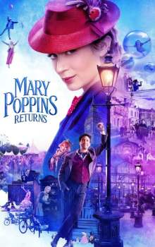 Free Download & Streaming Film Mary Poppins Returns (2018) BluRay 480p, 720p, & 1080p Subtitle Indonesia