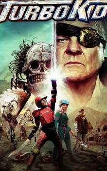 Free Download & Streaming Film Turbo Kid (2015) BluRay 480p, 720p, & 1080p Subtitle Indonesia