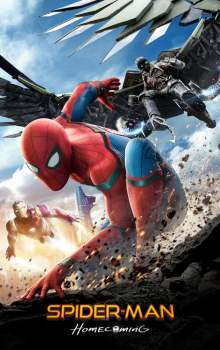 Free Download & Streaming Film Spider-Man: Homecoming (2017) BluRay 480p, 720p, & 1080p Subtitle Indonesia Pahe Ganool Indo XXI LK21
