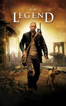 Free Download & Streaming Film I Am Legend (2007) BluRay 480p, 720p, & 1080p Subtitle Indonesia Pahe Ganool Indo XXI LK21